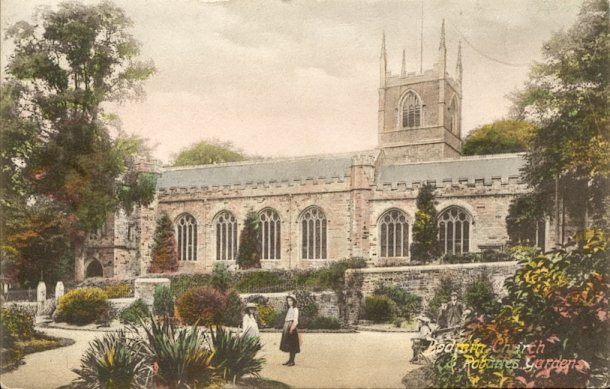 Bodmin Parish Church