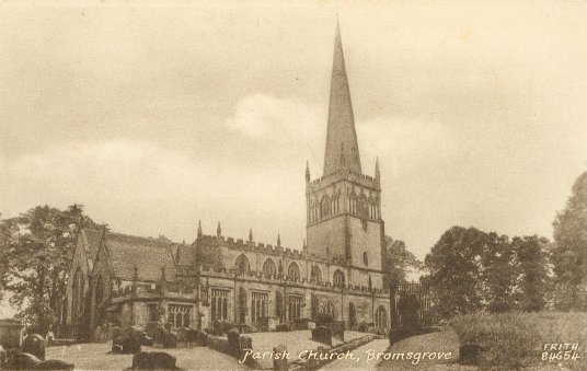 Bromsgrove Parish Church