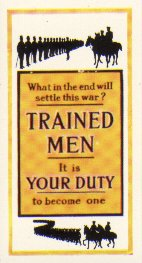 Trained Men