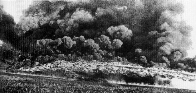 Liquid Fire: 30 July 1915