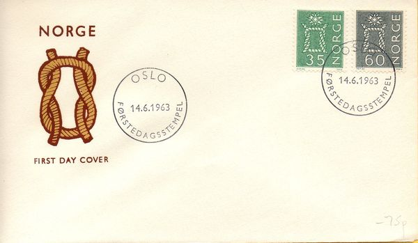 Norway Straightforward Norway 1973 Fdc Pre-paid Lettercard Traveling