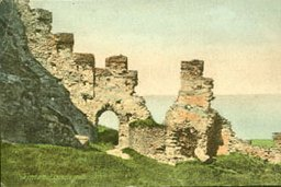 King Arthur's Castle, Tintagel, Cornwall