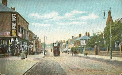Soho Road, Handsworth